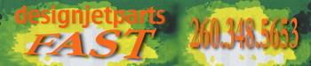 designjetpartsfast Logo