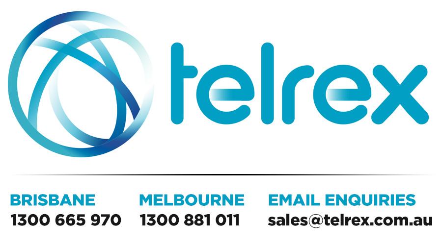 Telrex Logo
