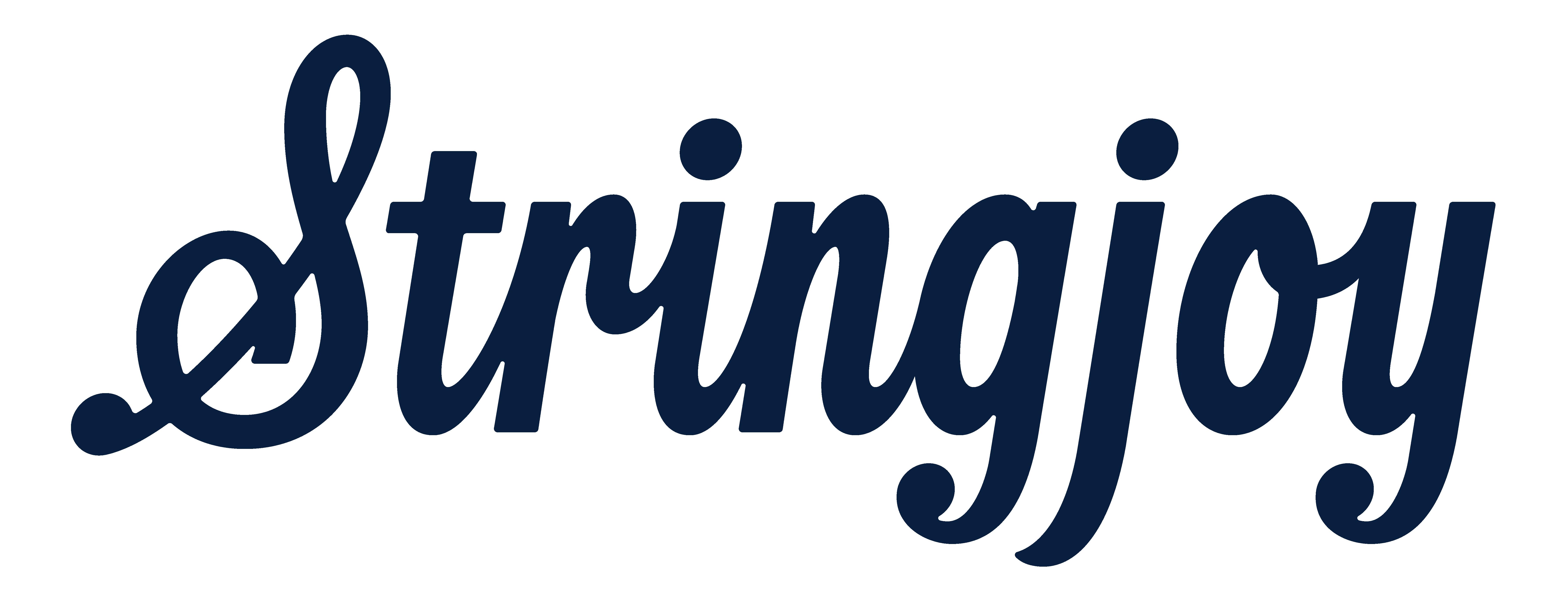 Stringjoy Logo